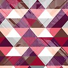 Triangles Blueberrys by erdavid