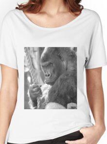 Gorilla Gorilla Gorilla Women's Relaxed Fit T-Shirt