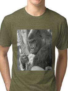 Gorilla Gorilla Gorilla Tri-blend T-Shirt