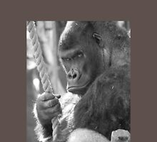 Gorilla Gorilla Gorilla Unisex T-Shirt