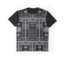 LIBER 777 Graphic T-Shirt