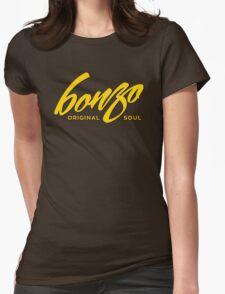 Bonzo - original soul Womens Fitted T-Shirt