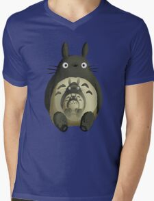 My Neighbor Totoro Mens V-Neck T-Shirt