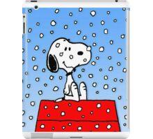 Snoopy fun iPad Case/Skin
