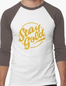 stay gold Men's Baseball ¾ T-Shirt