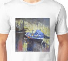 Gold in the Beck, Staithes Unisex T-Shirt