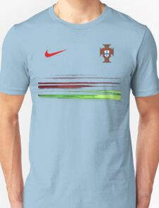 Euro 2016 Football - Portugal Unisex T-Shirt