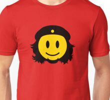Che Guevara Smiley No.2 Unisex T-Shirt