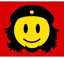 Che Guevara Smiley No.2 Photographic Print