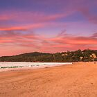 Noosa Beach Sunset - Australia by RDography