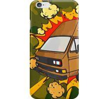 T25 Boom Cartoon iPhone Case/Skin