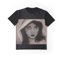 """Hey there little red riding hood"" Graphic T-Shirt"