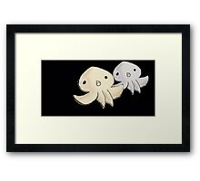 The Inklings, no text Framed Print