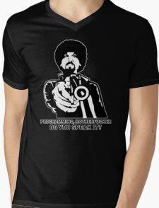 Programming, Motherfucker - Based of Pulp Fiction Mens V-Neck T-Shirt