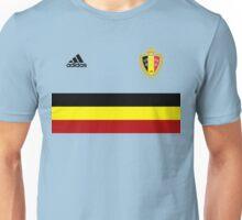 Euro 2016 Football - Belgium Unisex T-Shirt