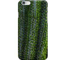 Strange Plantlife - Cactus Garden Barcelona iPhone Case/Skin