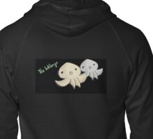 The Inklings - With text Zipped Hoodie
