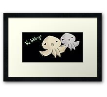 The Inklings - With text Framed Print