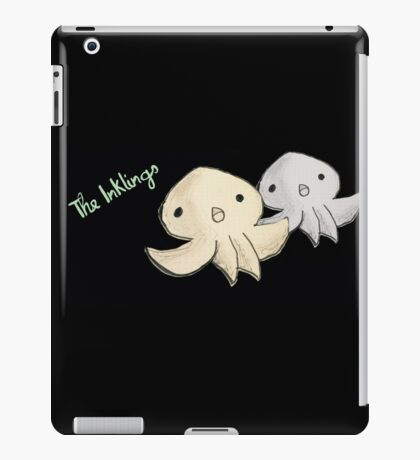 The Inklings - With text iPad Case/Skin