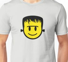 Frankenstein Smiley Unisex T-Shirt