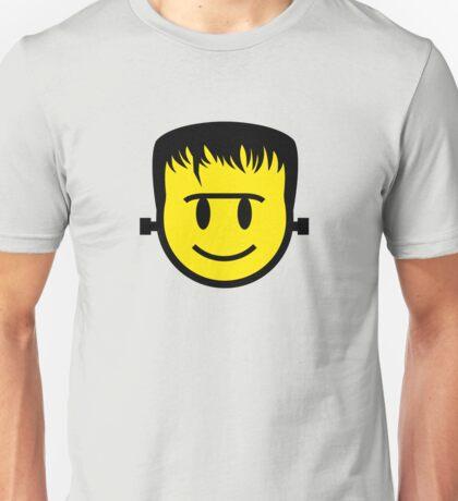 Frankenstein Smiley Unisex T-Shirt