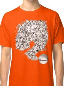 Doodlemon Classic T-Shirt