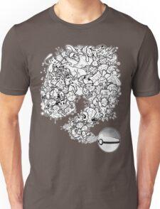 Doodlemon Unisex T-Shirt