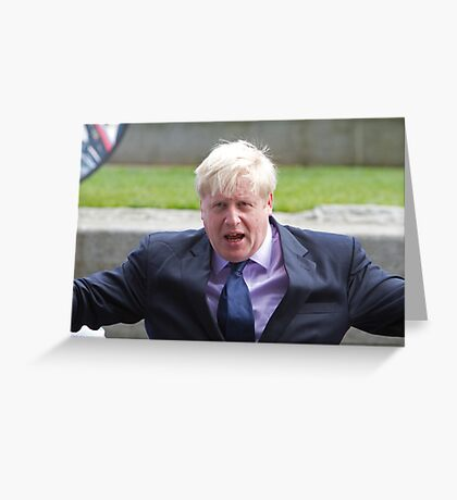 London Mayor Boris Johnson joins international stars to officially launch World Wheelchair Rugby Challenge Greeting Card