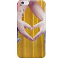 love forever iPhone Case/Skin