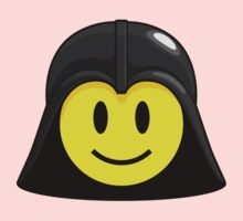 Darth Smiley (only) Baby Tee