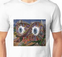 Sea sculpture Unisex T-Shirt