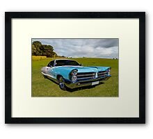 Pontiac Bonneville Framed Print