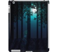 Woodland Moonlight iPad Case/Skin