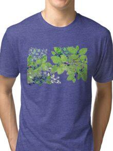 Blueberries from Nova Scotia Tri-blend T-Shirt