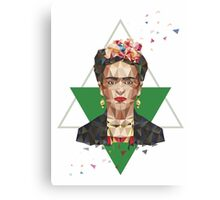 Frida II Canvas Print