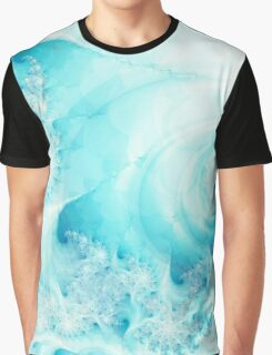 Abstract fractal background Graphic T-Shirt