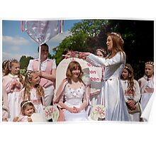 Orpington May Queen Poster