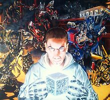 Transforming Chris by Emile Gelderbloem