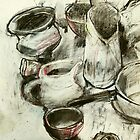 warrior vessels by donnamalone