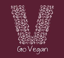 Go Vegan For Healthy Lifestyle Best Gift For Men And Women Unisex T-Shirt