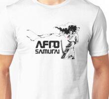 Afro Samuari Unisex T-Shirt