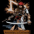 Assassins of the Caribbean by 2mzdesign