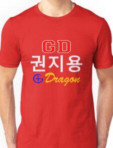 ♥♫Big Bang G-Dragon Cool K-Pop GD Clothes & Stickers♪♥ Unisex T-Shirt
