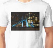Vancouver - 2010 Olympic Cauldron Lit at Night Unisex T-Shirt