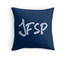 JFSP Throw Pillow