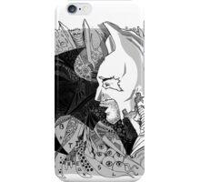 Bat sky iPhone Case/Skin