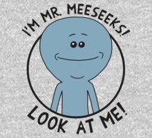 I'm Mr Meeseeks Kids Tee