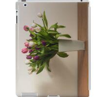flowers from a friend iPad Case/Skin