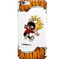 Calvin And Hobbes Fun iPhone Case/Skin
