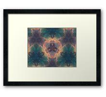 Starbound Nebula Framed Print